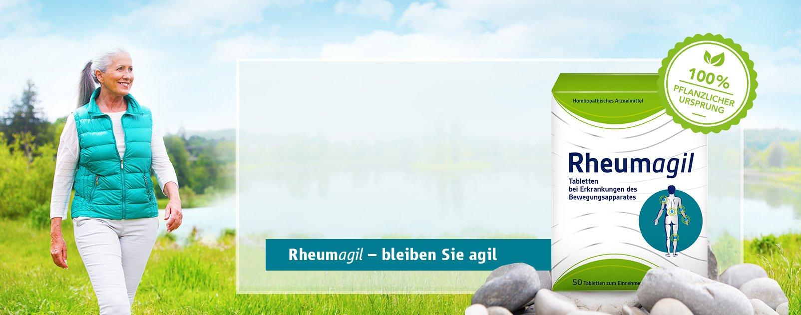 Rheumagil - Wirkformel
